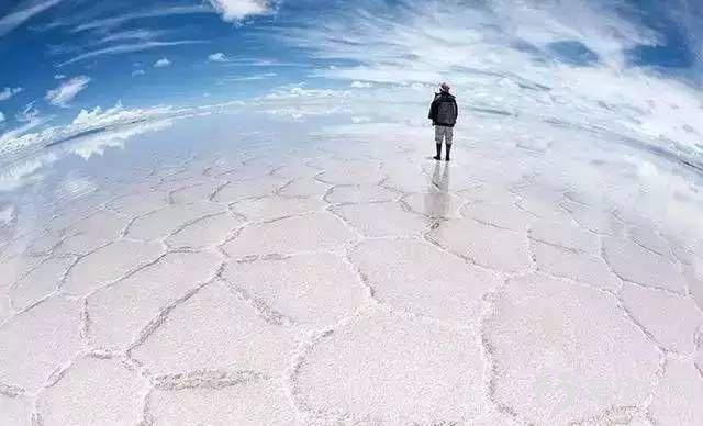 烏尤尼鹽沼,玻利維亞