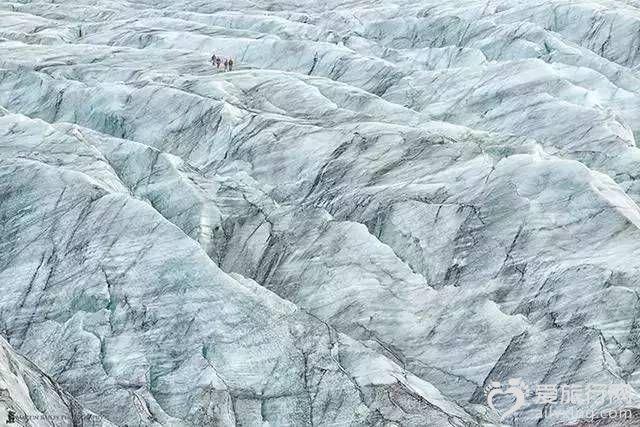 瓦特納冰川洞穴冰島