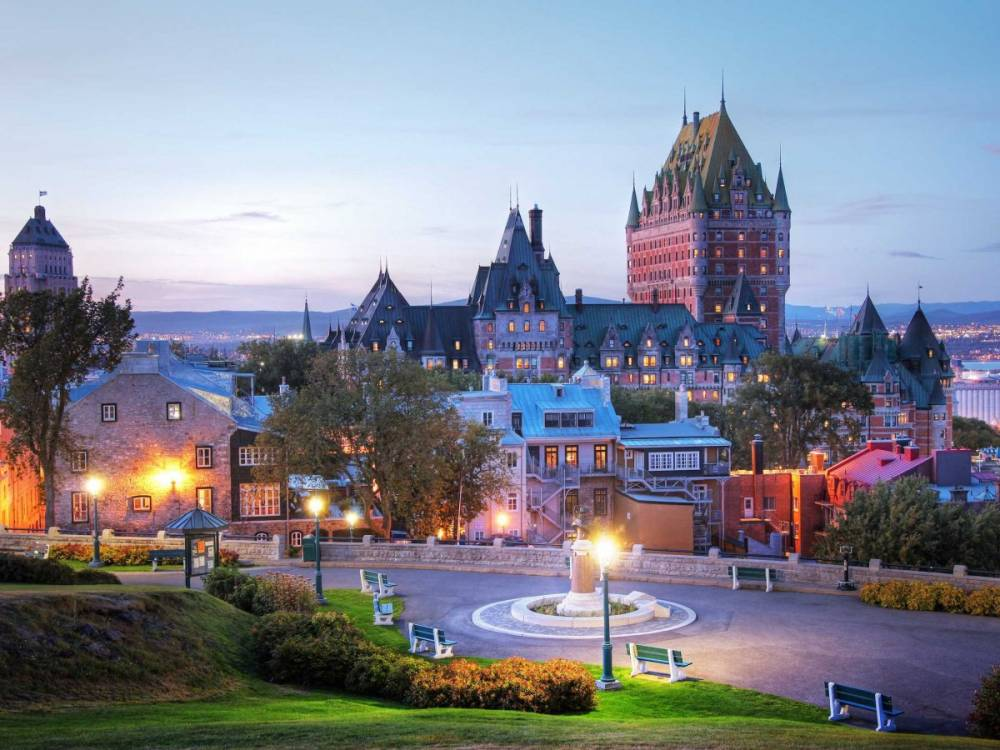 加拿大魁北克