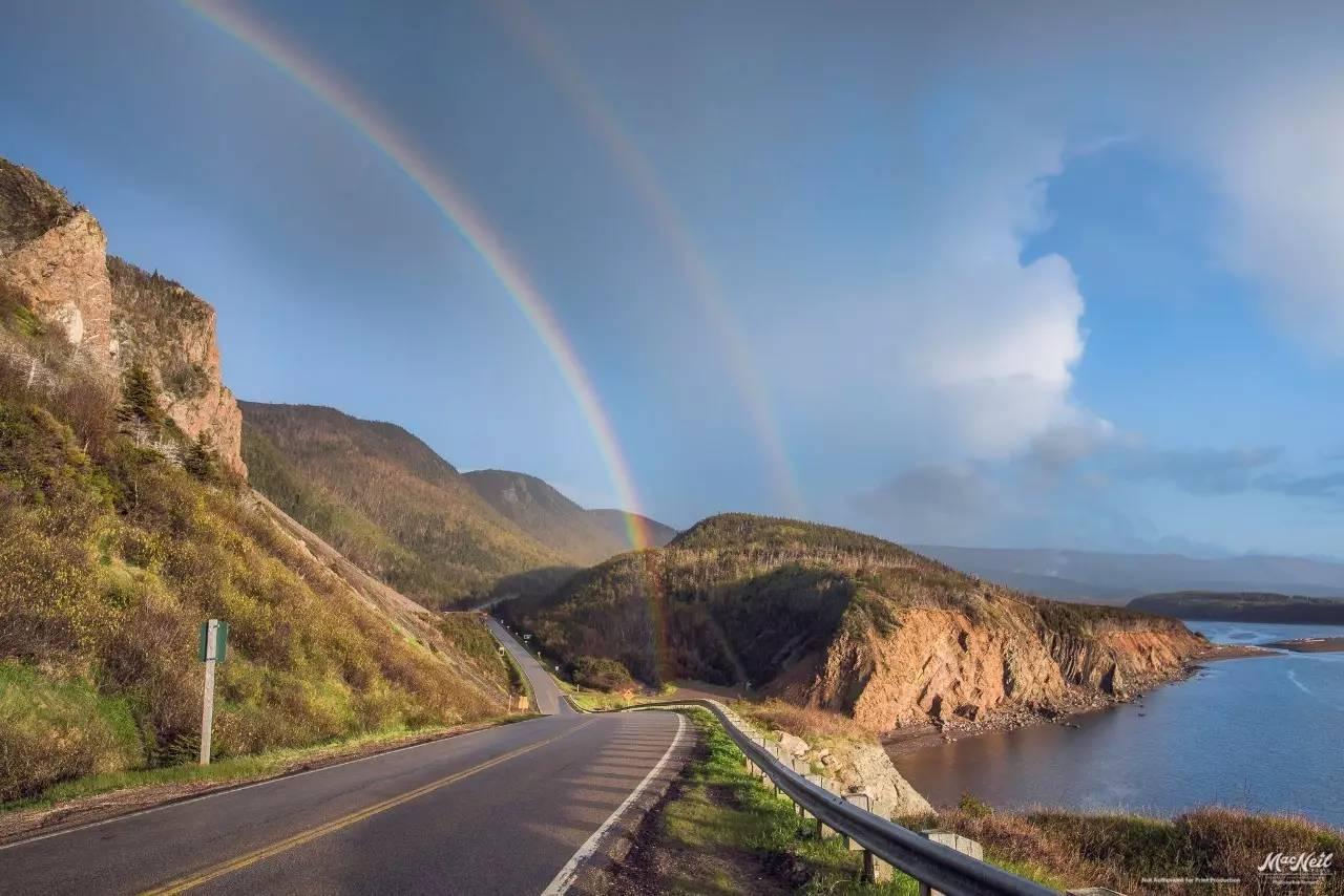 奇妙大自然!探秘加拿大布雷顿角高地国家公园_洋DONG_新浪博客