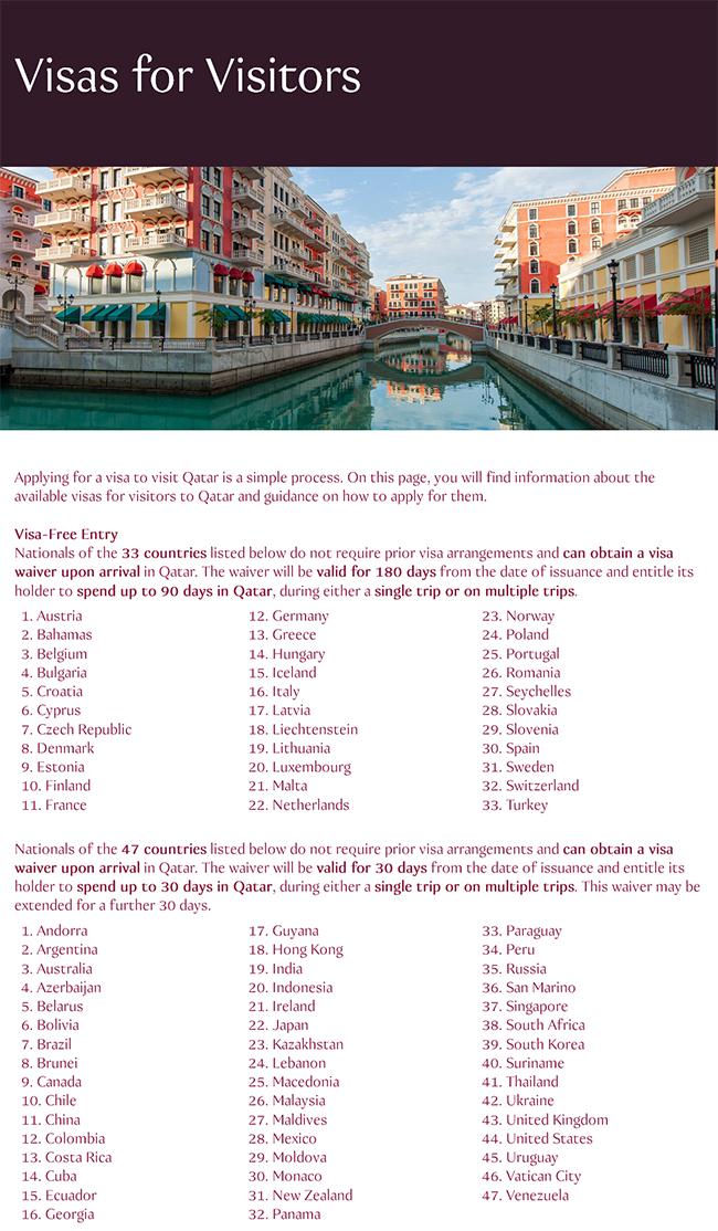 卡塔尔免签国家名单.jpg