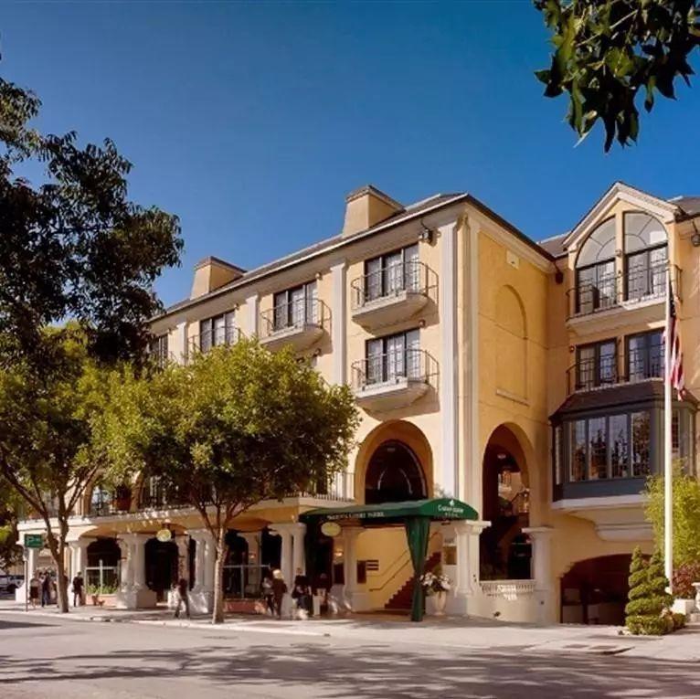 美国旧金山酒店推荐 和风酒店,花园宫殿酒店 (图文)