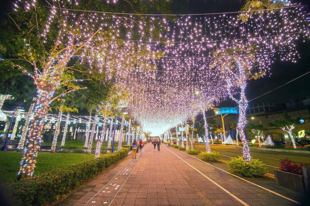 探索全台湾最梦幻耶诞城 绝美灯区必拍大攻略!